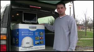 Winegard Carryout Automatic Portable Satellite Antenna - YouTube The Worlds First Selfdriving Semitruck Hits The Road Wired 2006 Freightliner Century Class St120 Semi Truck Item F511 Epicvue Sallite Tv For Semi Trucks How To Install Your King Quest Antenna Youtube Big Stock Photos Images Alamy Wb I94 Near Mattawan Reopens After 2 Crash Woodtv Man Fatally Struck By Truck In Chinatown Nbc Chicago Tailgater Dish Network Ways To Customize Suburban Seats Tv For Antennas Garmin