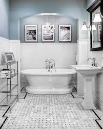 marble subway tiles bathroom traditional with tile border tile