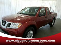 100 Craigslist Greensboro Nc Cars Trucks Nissan Frontier For Sale In NC 27401 Autotrader