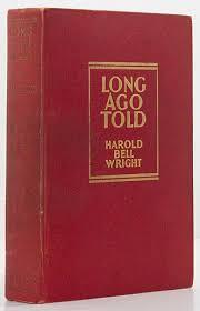 Long Ago ToldWright Harold Bell Illust By Katherine F Kitt