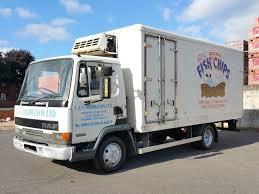 100 Freezer Truck 2000 LEYLAND DAF 45150 MANUAL PUMP 75 TONNE FRIDGE FREEZER TRUCK