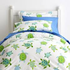 Sea Turtle Kids Percale Sheets & Bedding Set