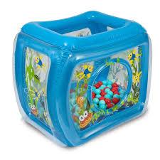piscine a balle gonflable ludi piscine à balles océan bleu achat vente tapis éveil