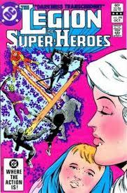 Legion Of Super Heroes 292