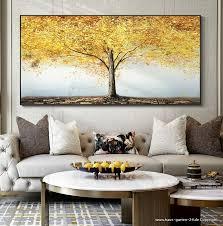 wohnzimmer dekoration große leinwand ölgemälde 100x200