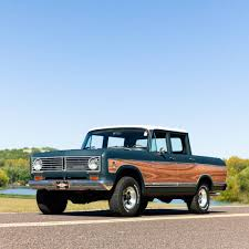 100 Custom Pickup Trucks For Sale 1973 International For Sale 2181034 Hemmings Motor News