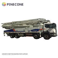 100 Concrete Pump Truck For Sale Used On Zoomlion 49m Used