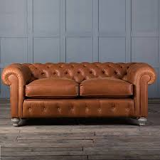 st george leather chesterfield sofa by authentic furniture picture