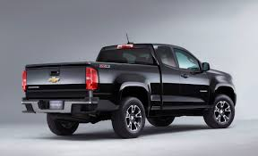 2015 Chevy Colorado: A Midsize Pickup Packing Diesel Power | Gas 2