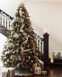 Noble Fir Artificial Christmas Tree by Noble Fir Christmas Trees Balsam Hill
