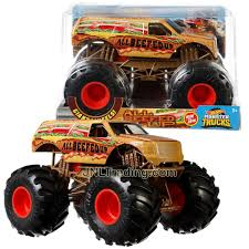 100 Monster Jam Toy Truck Videos MegaWrex Instagram Photos And