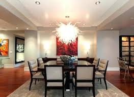 Dining Room Chandeliers Canada Large Rectangular Light