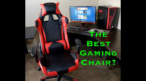 The Best Affordable Gaming Chair On Amazon!!!