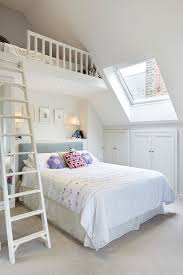 An Attic Gives A Possibility To Use Much More Interesting Room Layouts Than You Can Shining 30 Dream Interior Design Teenage