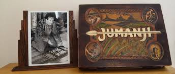 My Jumanji Game Board Genuine RW Autograph By Emma In Candyland
