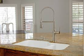 Used Commercial Pre Rinse Faucet by Faucet Com Mno500bcp In Polished Chrome By Miseno