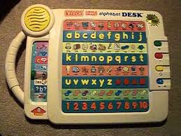 vtech smart alphabet picture desk vtech smart alphabet desk with phonics