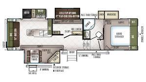 R Pod Camper Floor Plans by 2018 Forest River Flagstaff Classic Super Lite 8529brws Floor Plan