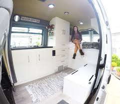 100 Vans Homes How We Built Out A Van So We Could Live Everywhere Kelly Nicole