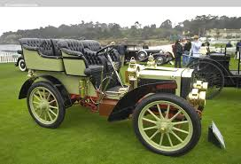 Peerless by 1903 Peerless Style F Pictures History Value Research News
