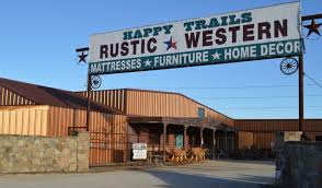 Rustic Outdoor Furniture North Texas 1