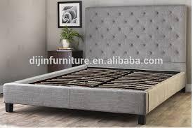2020 neue modell moderne schlafzimmer doppel größe stoff leinen bett design buy neueste doppelbett designs königin größe bett designs doppel bett