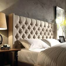 Roma Tufted Wingback Bed King by Interior Tufted Wingback Headboard Full Skyline Furniture Velvet
