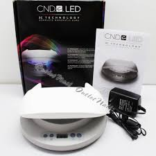 Opi Led Lamp Not Working by Cnd Cosmetics Cnd Led Lamp Ebay