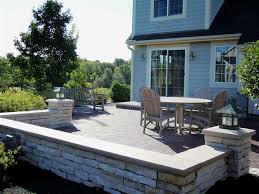Weigh costs needs and aesthetics when building a patio or deck