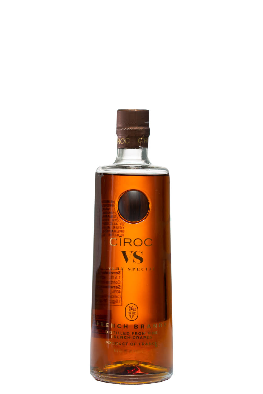 Ciroc Very Special Brandy, French - 375 ml