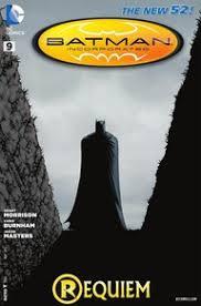 Comic Book BATMAN INCORPORATED