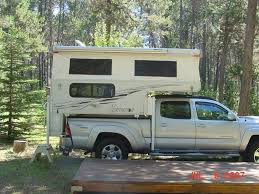 Slide In Camper For Tacoma? - Toyota Nation Forum : Toyota Car And ...
