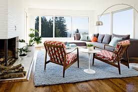 mid century side chair beautiful in living room marku home design