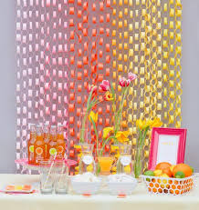 6 Perfect Paper Birthday Party Decorations