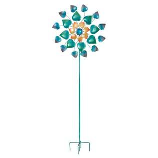 Regal Art & Gift 32 inch Kinetic Stake Maha Rose