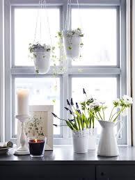 pflanzenbehälter für jeden stil küchenfenster dekoration