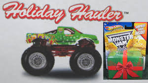 2011 Monster Jam Holiday Hauler Target Exclusive - YouTube Monster Trucks For Children River Jungle Adventure Youtube Police Truck Vehicles Monster Trucks Kids Kids Youtube Truckdomeus Jam Man Of Steel Superman Hot Wheels Jam Unboxing And Bigfoot 18 World Record Truck Jump Top Moments And Best Of Earthshaker Compilation First Ever Front Flip Lee Odonnell At Exciting Pictures Video Blue Thunder