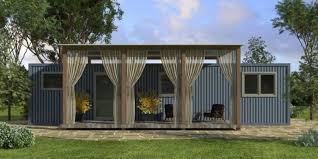 Texas Container Homes These Stylish Cargo Are Be ing A Hot Trend In 7