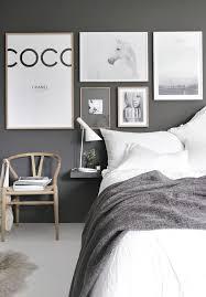 Vakre Plakater Fra Desenio Stylizimo Blog White Gray BedroomGrey