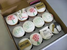 Lovely Home Sweet Housewarming Cupcakes