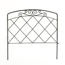 Decorative Garden Fence Border by Shop Garden Accents Common 0 32 In X 24 In X 24 In Actual 0 32