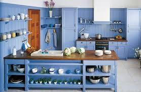 Kitchen Theme Ideas Blue by Tips And Tricks To Decorate Kitchen With Blue Color Theme Ideas