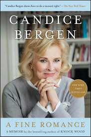 Halloween Costumes Memoirs Of A by A Fine Romance Candice Bergen 9781476746098 Amazon Com Books