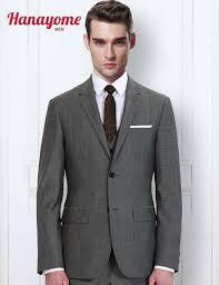 popular blazer suit double breasted men buy cheap blazer suit