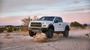 100 Ford Off Road Truck Showcases Offroad Prowess Of The F150 Raptor