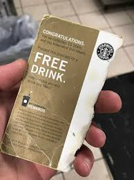 One Of My Customers Just Got A Free Drink Using This Scrap ... Tim Hortons Coupon Code Aventura Clothing Coupons Free Starbucks Coffee At The Barnes Noble Cafe Living Gift Card 2019 Free 50 Coupon Code Voucher Working In Easy 10 For Software Review Tested Works Codes 2018 Bulldog Kia Heres Off Your Fave Food Drinks From Grab Sg Stuarts Ldon Discount Pc Plus Points Promo Airasia Promo Extra 20 Off Hit E Cigs Racing Planet Fake Coupons Black Customers Are Circulating How To Get Discounts Starbucks Best Whosale