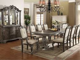 Formal Dining Room Set Suitable Plus High End Sets Elegant