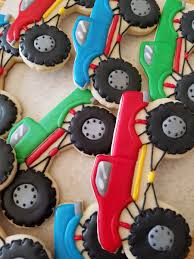 100 Monster Truck Cookies Hashtag On Twitter