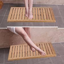 luxus 100 bambus natürliche boden dusche bad matten für badezimmer buy bambus bad matten natürliche bad matten luxus bad matten product on