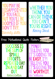 Adorable Kids Inspirational Posters And Wonderful Ideas Of All Things Upper Elementary Motivational Quotes For State Testing